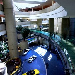 Detroit Marriott at the Renaissance Center Fotos