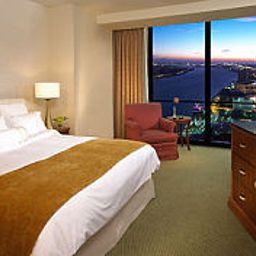 Zimmer Detroit Marriott at the Renaissance Center Fotos