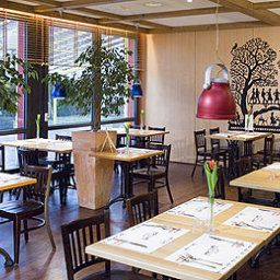 Breakfast room within restaurant ibis Rothrist Olten Fotos