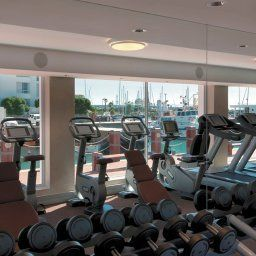 Wellness/fitness Radisson Blu Hotel Waterfront Fotos
