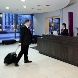 Sala spa/fitness Mercure Hotel Berlin am Alexanderplatz Fotos