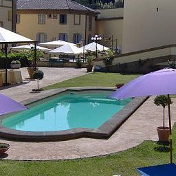 Pool Grand Hotel Villa Tuscolana Fotos