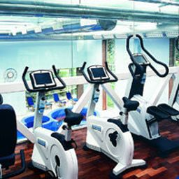 Fitness room Green Park Resort Fotos