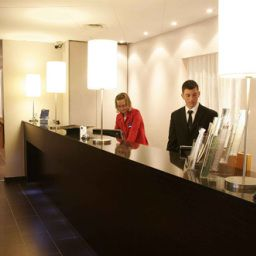 Hall Golden Tulip Paris CDG Airport Villepinte Hotel Fotos