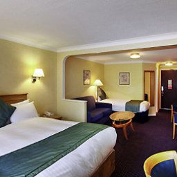 Camera Mercure Hatfield Oak Hotel Fotos