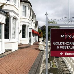 Mercure Wolverhampton Goldthorn Hotel Fotos