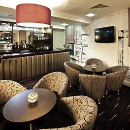 Bar Mercure Nottingham City Centre Hotel Fotos