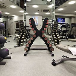 Wellness/fitness area Mercure Nottingham City Centre Hotel Fotos