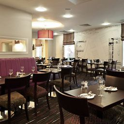 Breakfast room within restaurant Mercure Nottingham City Centre Hotel Fotos