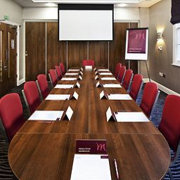 Conference room Mercure Nottingham City Centre Hotel Fotos
