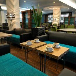 Hala Holiday Inn Express LONDON - HEATHROW T5 Fotos