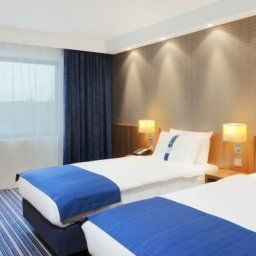 Room Holiday Inn Express LONDON - HEATHROW T5 Fotos