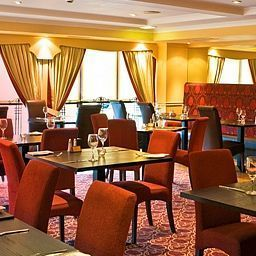 Breakfast room within restaurant Quality Edinburgh Airport Fotos