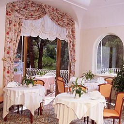 Breakfast room within restaurant Hermitage Park Terme Fotos