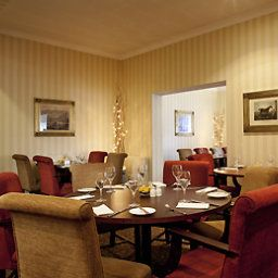 Breakfast room within restaurant Mercure Milton Keynes Parkside House Fotos
