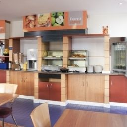 Restaurante Holiday Inn Express CARDIFF BAY Fotos