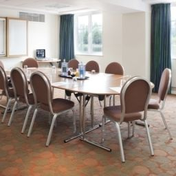Sala de reuniones Holiday Inn Express CARDIFF BAY Fotos
