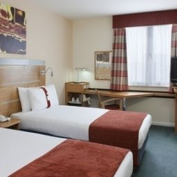 Habitación Holiday Inn Express CARDIFF BAY Fotos