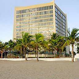 Außenansicht Courtyard Fort Lauderdale Beach Fotos