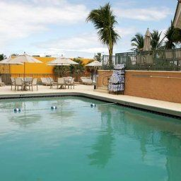 Wellness/Fitness Courtyard Fort Lauderdale Beach Fotos