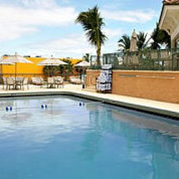 Pool Courtyard Fort Lauderdale Beach Fotos