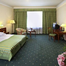 Camera Hotel Mercure Secession Wien Fotos