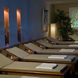 Wellness area Delphin Botanik Fotos