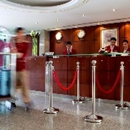 Recepción Golden Sands 3 Hotel Apartments Fotos