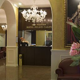 Hall Best Western Plus Felice Casati Fotos