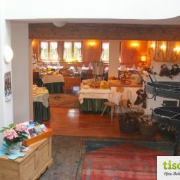 Breakfast room within restaurant Landhof