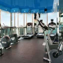 Wellness/fitness area Hilton Baynunah hotel Fotos