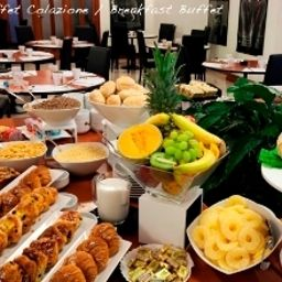 Buffet Tiberio Grand Hotel Fotos