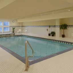 Pool Hilton Garden Inn Philadelphia Center City Fotos