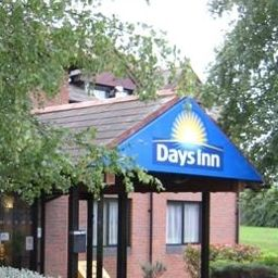 Vista esterna Days Inn Chester East Fotos