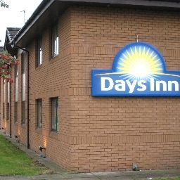Exterior view Days Inn Hamilton Fotos