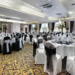 Banqueting hall Hilton Sheffield hotel Fotos