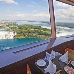 Restaurante Holiday Inn NIAGARA FALLS - BY THE FALLS Fotos