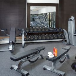 Sala spa/fitness Hilton Minneapolis Fotos