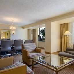 Suite Hilton Minneapolis Fotos