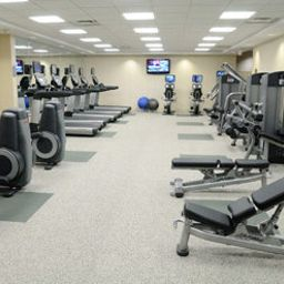 Wellness/fitness Toronto Marriott Bloor Yorkville Hotel Fotos