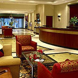 Hall Toronto Marriott Bloor Yorkville Hotel Fotos