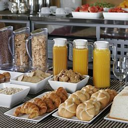 Buffet Eurohotel Diagonal Port Fotos