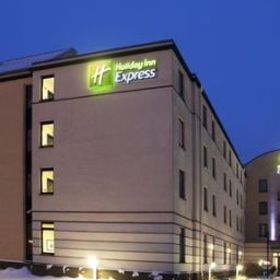 Vista exterior Holiday Inn Express DORTMUND Fotos