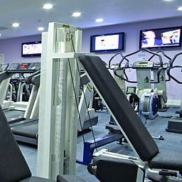 Remise en forme Best Western Oaks Hotel & Leisure Club Fotos