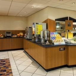 Restaurante Holiday Inn Express CANTERBURY Fotos