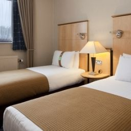 Chambre JCT.9 Holiday Inn LUTON-SOUTH M1 Fotos