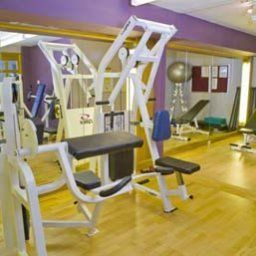 Wellness/fitness area Ramada Grantham Fotos