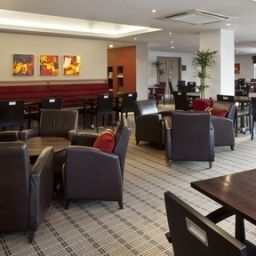 Restaurant Holiday Inn Express MANCHESTER - SALFORD QUAYS Fotos