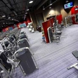 Тренажерный зал/Фитнес Village Hotel & Leisure Club Warrington Fotos