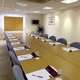Salle de séminaires Mercure Swindon South Marston Hotel and Spa Fotos